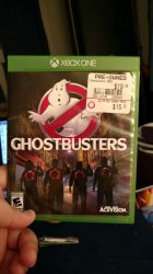 Ghostbusters XBox One Game by OtakuDude83