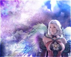 AION Wallpaper X by DeathBlossom