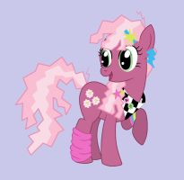 Throwback Cheerilee by Birdco
