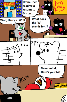 PizzaWolf First Mission - Page 6 by PizzaWolf20