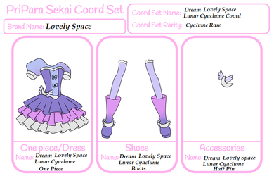 PPS Lovely space Coord: DLS Lunar Cyalume Coord by xMagical-Ichigo-Tanx