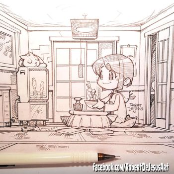 Room by Banzchan
