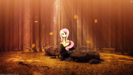 Maple Forest by DrakeSparkle44