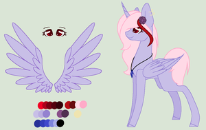 ~pixie Knight~{new ref} by TheClipArtist