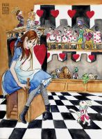 Alice at Court by lissa-quon