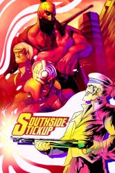 KRONOS - Southside Stickup CHAPTER COVER by EyeOfSemicolon