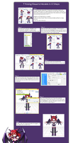 Elsword MMD - T Posing Tutorial by queen-val