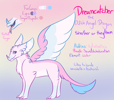 .:Dreamcatcher the Dutch Angel Dragon:. by sea-horses