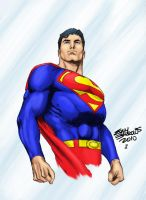 Superman by statman71