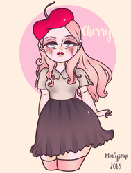 Cherry by mintysoup