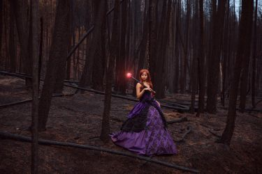 Queen Beryl - Haunted woods by the-mirror-melts