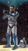 Clone Trooper Tup by Phraggle