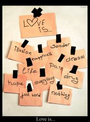 Love is... by Bunnis