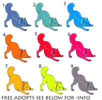 Free Adopts 2 by UJz