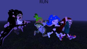 Run RUN  RUN RUN!!!!!! by alex12357