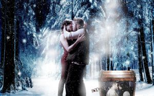 Outlaw Queen - Christmas by eqdesign