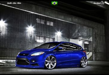 Ford Focus WTB'10 by MurilloDesign
