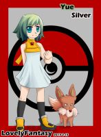 Trainer - Yue N Silver   . by lovelyfantasy