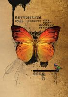 Butterflies kill Humanity by fashion-of-art