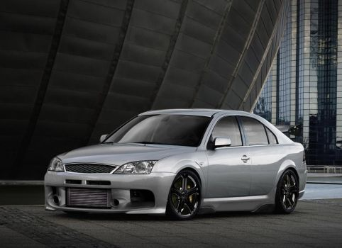 ::2005 Ford Mondeo:: by BeyondTheShadows