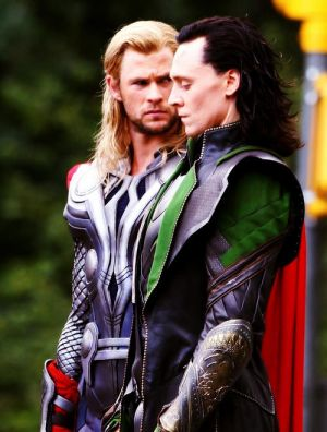 Loki and Thor X Reader: Stay Away (One-Shot!) by Mind-Wolf on DeviantArt