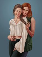 WayHaught by dragynsart