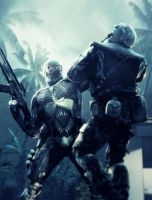 Crysis by XxR3zD3ViLxX