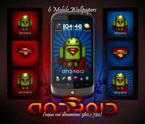 SuperDroid Wallpapers by lockjavv