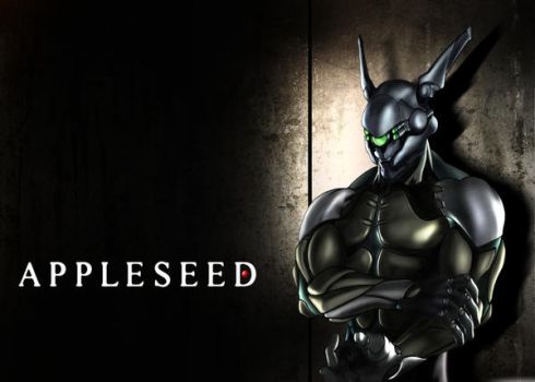 Appleseed by reda22