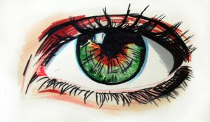 My Eye by carly2009
