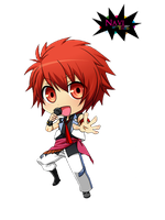 Ittoki Otoya Render by Lucarity