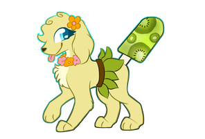 Kiwi Pupsicle for Mlpnerdfirl4504 by space---kitten