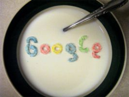 Google takes on cereals by kagami5566