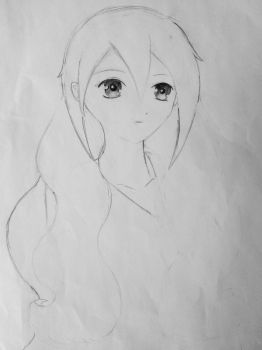 Old Drawing by NotAFabulousKilljoy