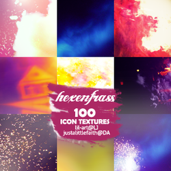 Icon Textures - Hexenfrass by justalittlefaith