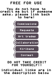 Status Buttons: Black Floral Theme by Imouto-Thi