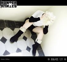 Killua: End. by Lishrayder