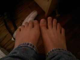 My Feet by Giantess-Beatrice