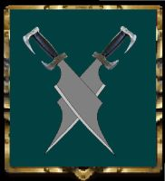One Handed War Cleaver by vikking1