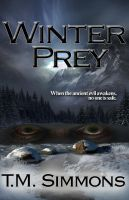 Winter Prey Cover by policegirl01