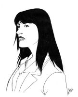 CM : Emily Prentiss by floangel