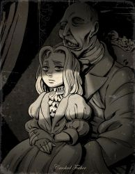 Crooked Father by MrParanoidXXX