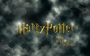 Harry Potter Text effect by richworks