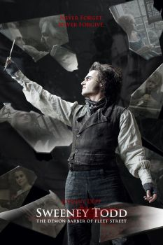 Sweeney Todd Poster Contest by MelissaFindley