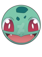 Bulbasaur Pin by BrittanysDesigns
