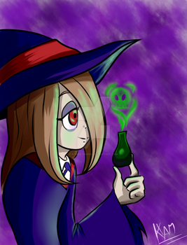 Poison Sucy by KamSethdrid