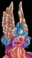 The Angel of Heats And Desire. (Read description)  by candykim0u0