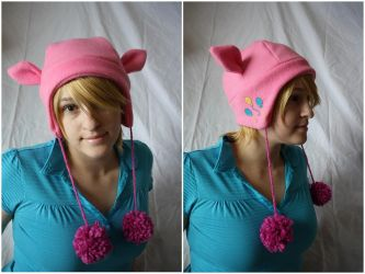 mlp: pinkie pie party hat by resubee