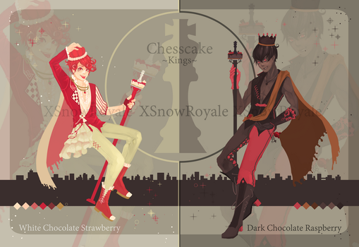 [CLOSED Set-price Adopts] Chesscake - Kings [0/2] by XSnowRoyale