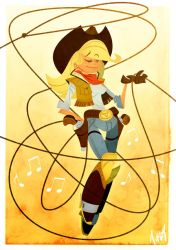 Cowgirl Dance by Tursy